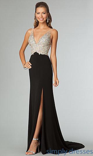 black-dress-jo-jvn-jvn86957-a