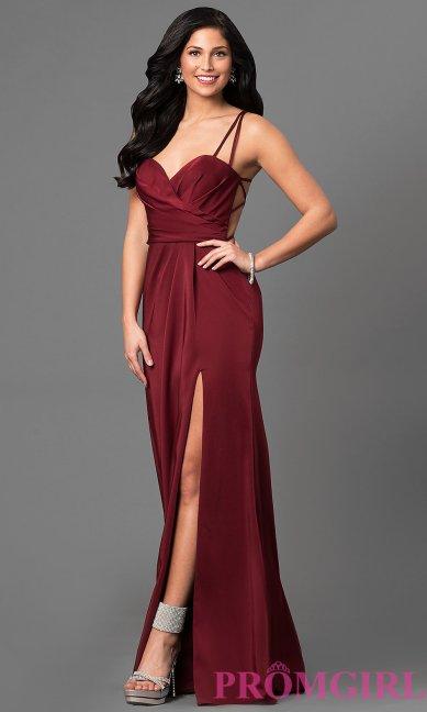 burgundy-dress-lf-24263-c
