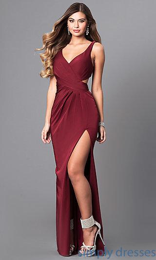 wine-dress-fa-7954-a